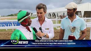 St Lucia Royal Turf Club Open Day