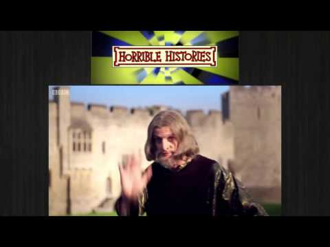 Horrible Histories King John