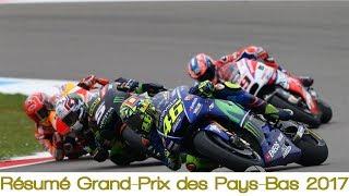 Résumé Grand-Prix des Pays-Bas 2017 | MotoGP
