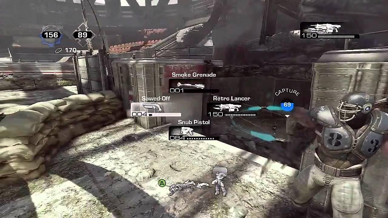 Gears of war 3 unfair matchmaking