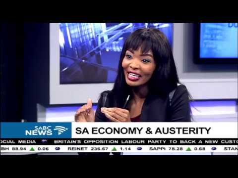SA economy and austerity: Malusi Gigaba