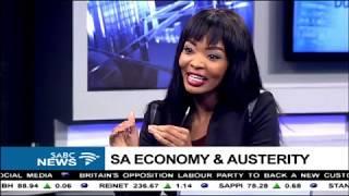 SA economy and austerity: Malusi Gigaba