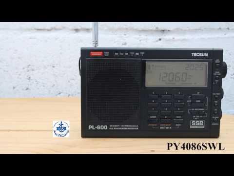 Radio Algerienne (Algeria) 12060 KHz em árabe