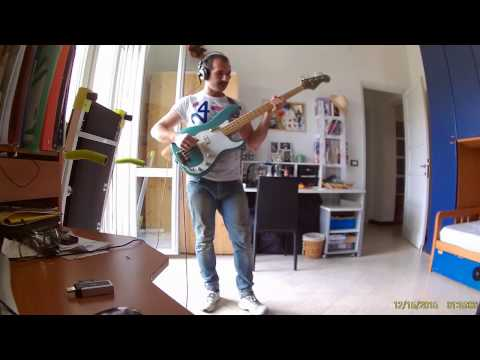Bass Cover Jeff Beck Group -  Situation  1971 - from album Rough and Ready