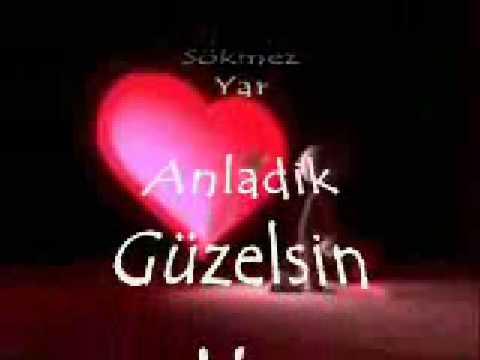 Sercan - Anladik Güzelsin Yar  (2008) (Hatem Fahmy   Mesh men ha2ak)