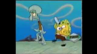 Spongebob - De krokante krab pizza.