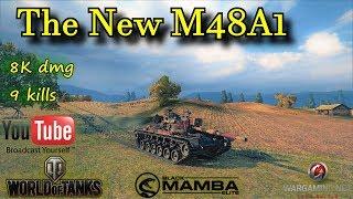 Accretia [R-7] Gameplay M48A5 Patton