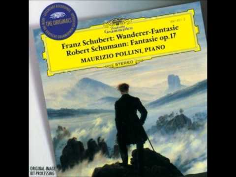 Schubert Wanderer Fantasie (Maurizio Pollini)