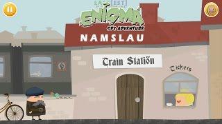 Enigma: Spy Adventure Episode 01-03 Namslau