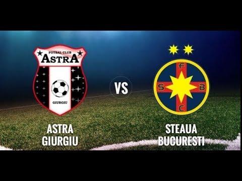 Astra Giurgiu Vs FCSB 0-3 HD Liga 1 Betano Play-Off Etapa a 5-a (16.04.2018)