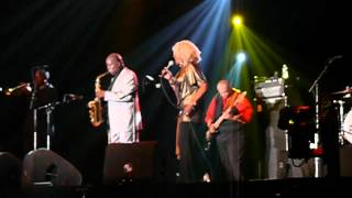 Maceo Parker @ North Sea Jazz Rotterdam 2012  ft Martha High, Think