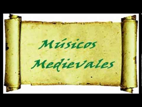 Músicos medievales- tema de Eloy Vázquez.