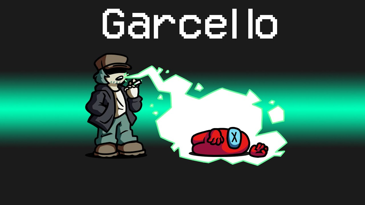 Download GARCELLO Imposter Role in Among Us...