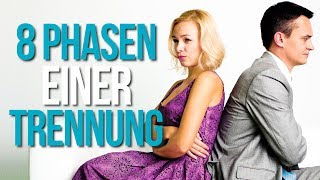 8 Phasen einer Trennung | Darius Kamadeva Dating Coach