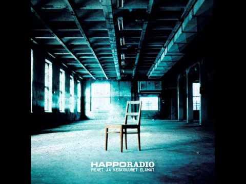 Happoradio - Älä Huuda