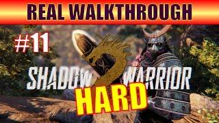 Shadow Warrior 2 Walkthrough Part 11 - How to Get the Monsoon Rocket Launcher!
