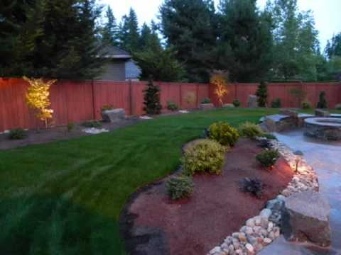 Landscaping From Scratch  A Garden For Teens And Adults