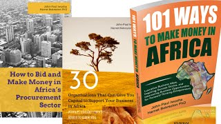 101 Interesting Ways To Make Money in Africa and Fiverr