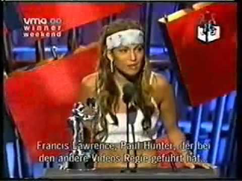 Jennifer Lopez At 2000 VMAS
