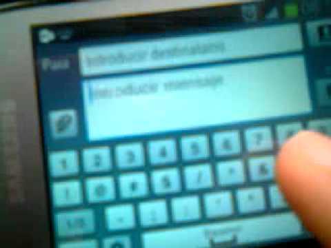 Como hacer simbolos en el teclado android
