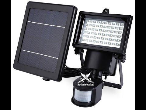 Мощный светодиодный фонарь. Дальнобой, 100000 люкс - YouTube