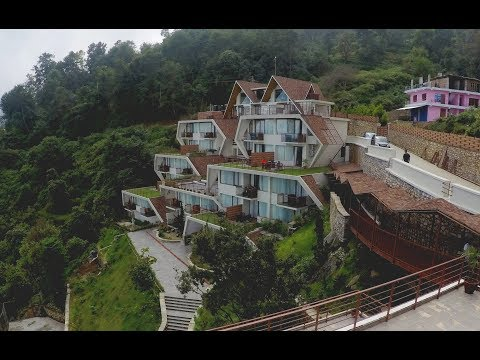 This Hotel is in Nagarkot !?! - Hotel Mystic Mountain