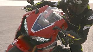 MotoMe test Honda CBR1000RR Fireblade (SP)