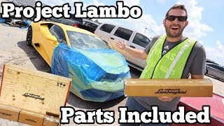 i-found-a-lamborghini-at-the-salvage-auction-that-comes-with-all-the-parts-to-fix-it