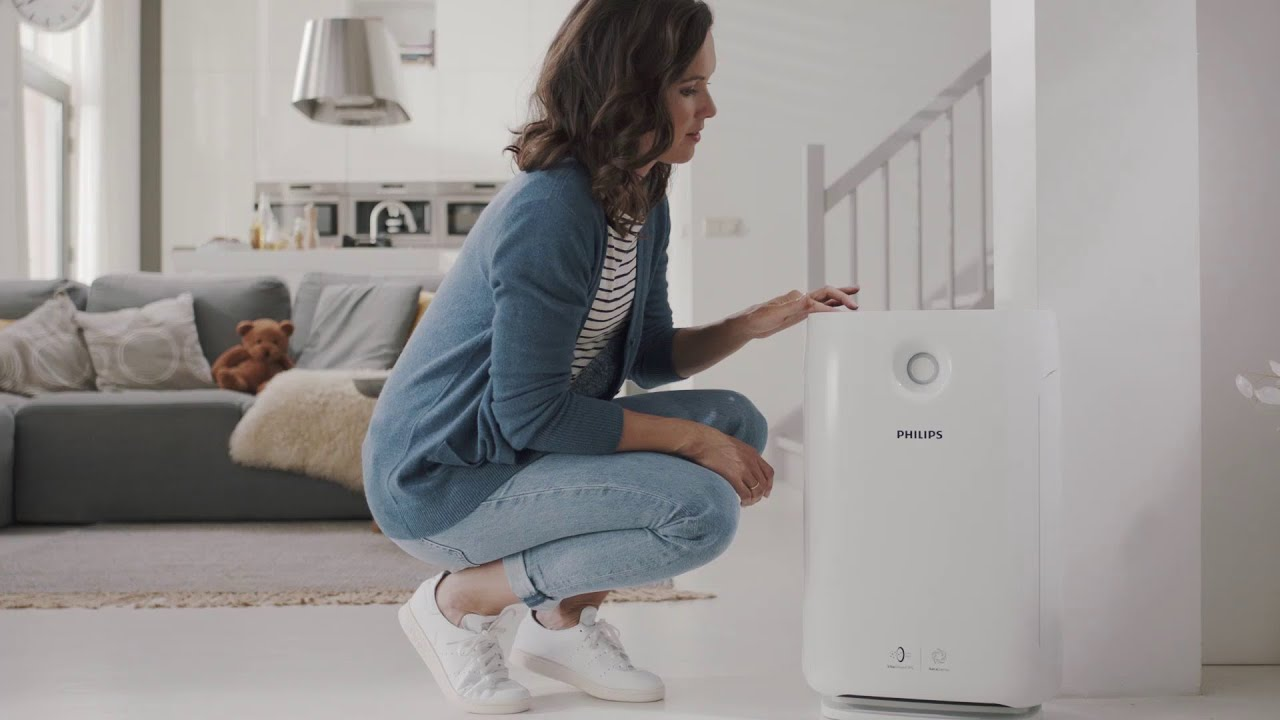 Image result for philips 2000 series AeraSense Air Purifier
