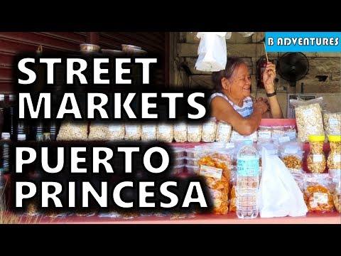 Phone Load & Street Markets, Puerto Princesa Palawan, Philippines S3, Travel Vlog #70