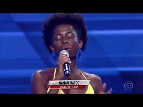 Nãnan Matos canta 'Reconvexo' na Audição – 'The Voice Brasil' | 6ª Temporada