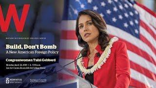 Baixar Congresswoman Tulsi Gabbard ─ Build, Don't Bomb: A New American Foreign Policy