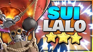 LEARN TH10 Sui Lalo   3 Star with Lavaloon   Clash of Clans