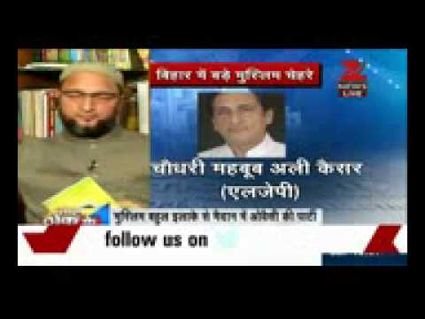 Interview on owaisi