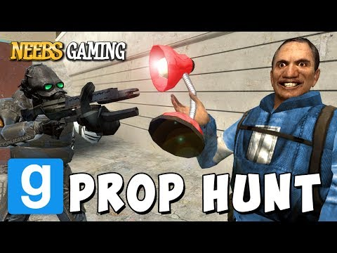 Prop Hunt : Garry's Mod, Best You'll Ever See.