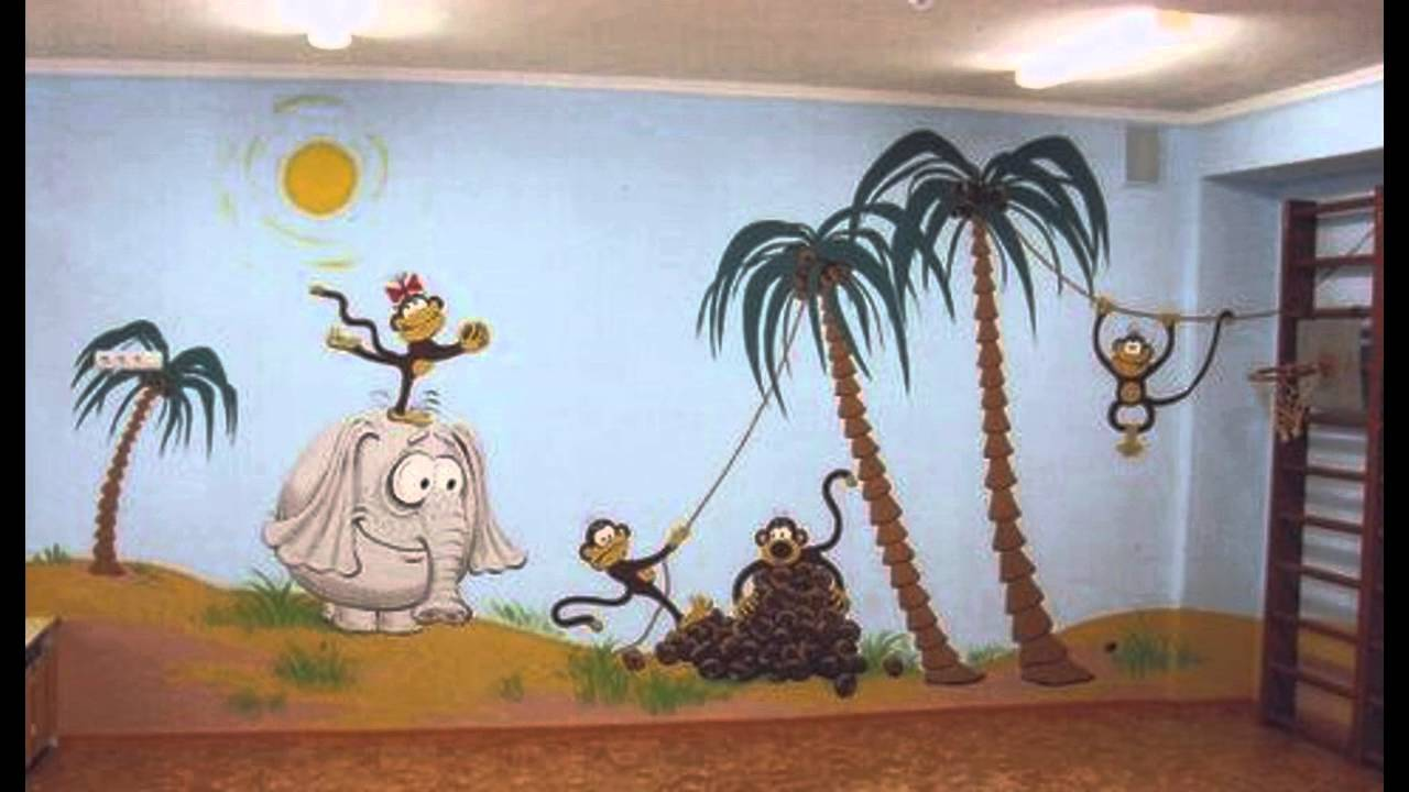 simple kids wall decor ideas youtube