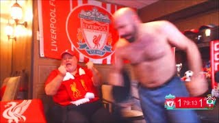 MO SALAH!!!! EPIC COMEBACK #LFC TOP OF THE LEAGUE!!!! FAN REACTIONS LIVERPOOL 3-1 SOUTHAMPTON