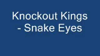 Watch Knockout Kings Snake Eyes demo video