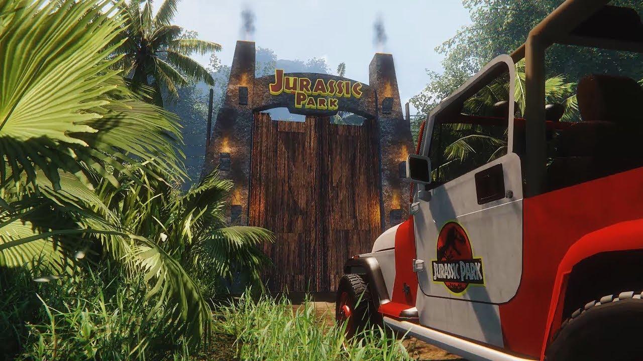 Visiter jurassic park cr par un fan jurassic dream royleviking fr hd pc youtube - Telecharger jurassic park 4 ...