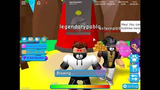 getting to 4 billion bubbles |roblox bgs| part 1