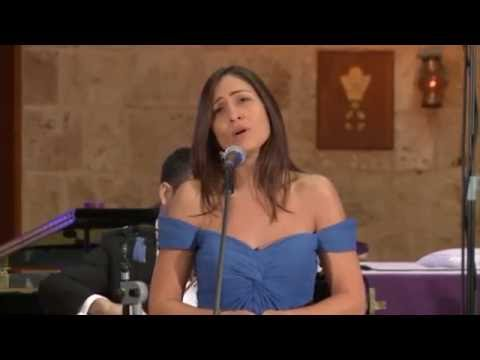 Ave verum corpus by W.A. Mozart — performed by Eliane Saadeh