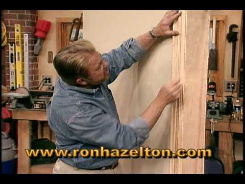How to Stack Molding to Add Detail to Your Home