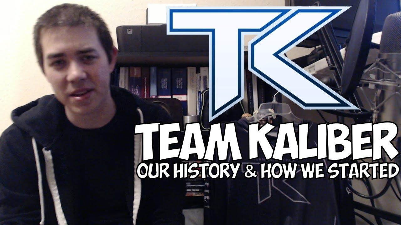 VLOG: TEAM KALIBER #1 - HOW TEAM KALIBER STARTED!! PISTOLS ...