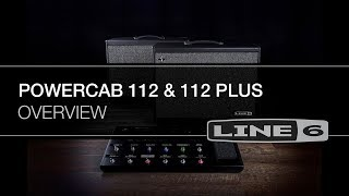 Powercab 112 and 112 Plus Overview | Line 6