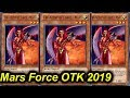 【YGOPRO】AGENT OF FORCE MARS OTK DECK 2019