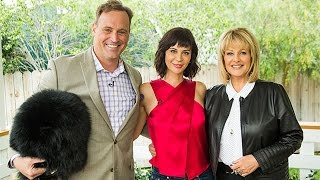 Highlights - Catherine Bell on the new season of Good Witch - Home & Family