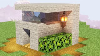 как сделать маленький дом