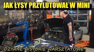 Jak_łysy_przylutował_w_Mini_!!!___Dziwne_historie_warsztatowe.