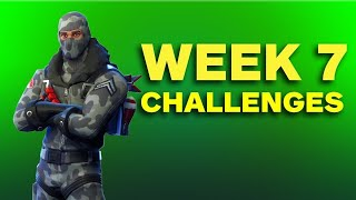 WEEK 7 CHALLENGES /GIFTING TODAY FORTNITE SEASON 8 GAMEPLAY NEXT GIFTING GIVEAWAY AT 3.200 SUBS