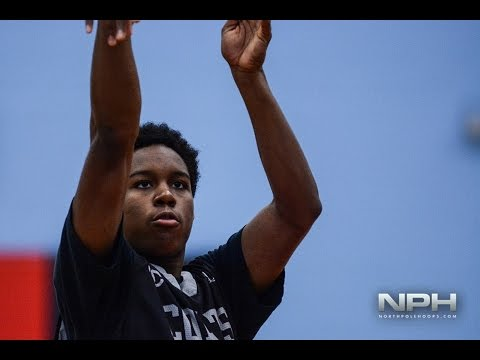 Stefan Smith Is A DYNAMIC 2018 Canadian Point Guard!